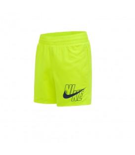 Bañador Nike 5 Volley short para hombre en color negro disponible en tu tienda online de moda, accesorios y deportes www.chemasport.es