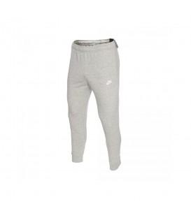 pantalón nike sportwear club para hombre en color gris disponible en otros colores