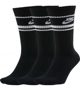 Calcetines nike sportwear unisex en color negro al mejor precio
