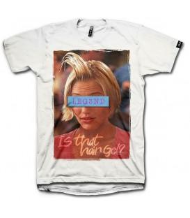 Camiseta Leg3nd Mary unisex en color blanco disponible al mejor precio en tu tienda online de moda, accesorios y deportes www.chemasport.es