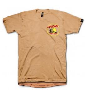 Camiseta Leg3nd Baywatch unisex en color naranja disponible al mejor precio en tu tienda online de moda, accesorios y deportes www.chemasport.es