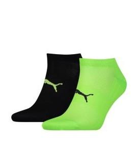 Pack 2 calcetines Nike Performance en color verde y negro disponible al mejor precio en tu tienda online de moda, accesorios y deportes www.chemasport.es