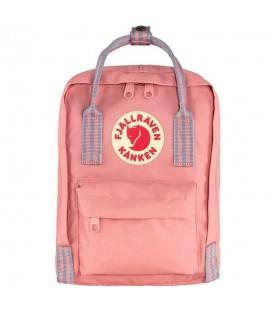 mochila kanken classic unisex en color rosa 312-909 disponible en chema sport