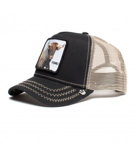 Gorra Goorin That's Bull en color negro disponible al mejor precio en tu tienda online de accesorios sportwear www.chemasport.es