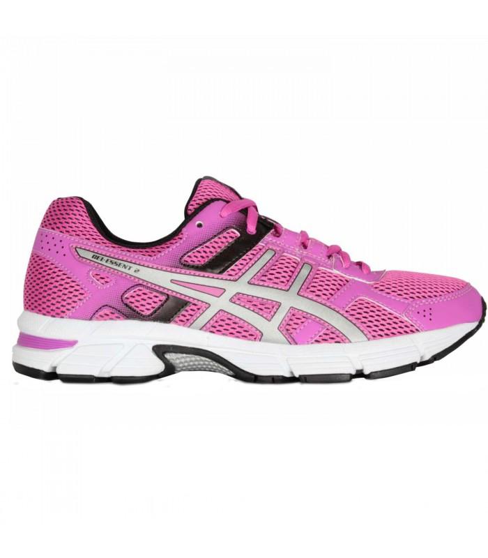 zapatillas asics rosas