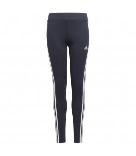 Mallas Adidas G 3S TIG de color negro para niña disponible al mejor precio en tu tienda online de moda y deportes www.chemasport.es