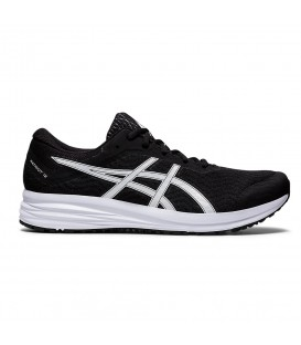 Zapatillas Asics Patriot 12 para hombre en color negro disponible al mejor precio en tu tienda online de moda y deportes www.chemasport.es