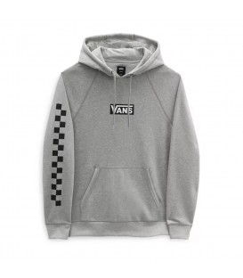 Sudadera Vans MN Versa Standard para hombre en color gris disponible al mejor precio en tu tienda online de moda y deportes www.chemasport.es