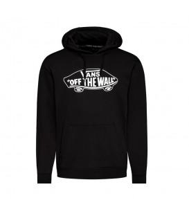 Sudadera Vans MN OTW PO II para hombre en color negro disponible al mejor precio en tu tienda online de moda y deportes www.chemasport.es