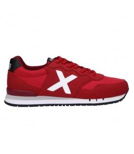 Zapatillas Munich Dash 106 para hombre en color granate disponible al mejor precio en tu tienda online de moda y deportes www.chemasport.es