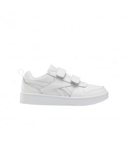 Zapatillas Reebok Royal Prime para niña en color blanco disponible al mejor precio en tu tienda online de moda y deportes www.chemasport.es