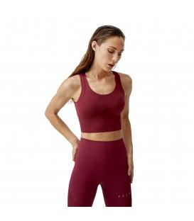top born mandira para mujer en color granate confeccionado en españa con tejidos de alta calidad disponible al mejor precio en tu tienda online chemasport.es