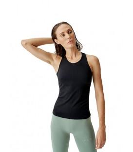 camiseta born chamba para mujer en color negro fabricada en tejidos de alta calidad al mejor precio disponible en tu tienda online chemasport.es