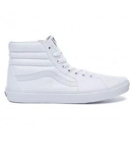 Zapatillas Vans Sk8-Hi en color blanco disponible al mejor precio en tu tienda online de calzado de moda sportwear www.chemasport.es