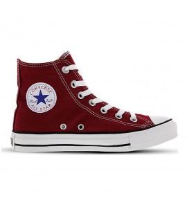 zapatillas converse all star en color granate para hombre y mujer en botin disponibles al mejor precio en tu tienda online chemasport.es
