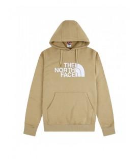 Sudadera The North Face Drew Peak para hombre en color beis disponible al mejor precio en tu tienda online de moda y deportes www.chemasport.es