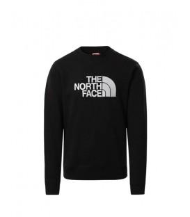 Sudadera The North Face Drew Peak para hombre en color negro disponible al mejor precio en tu tienda online de moda y deportes www.chemasport.es