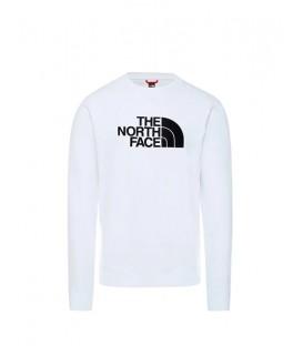 Sudadera The North Face Drew Peak para hombre en color blanco disponible al mejor precio en tu tienda online de moda y deportes www.chemasport.es