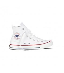 Zapatillas Converse Chuck Taylor All Star para niño en color blanco disponible al mejor precio en tu tienda online de moda y estilo urbano www.chemasport.es