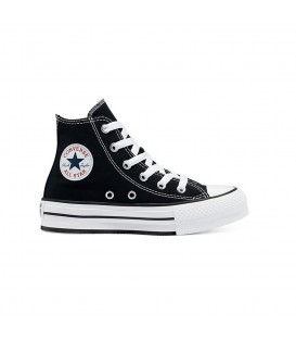 Zapatillas Converse Chuck Taylor All Star para niño en color negro disponible al mejor precio en tu tienda online de moda y estilo urbano www.chemasport.es