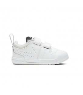 Zapatillas Nike Pico 5 TDV para niño en color blanco disponible al mejor precio en tu tienda online de moda, accesorios y deportes www.chemasport.es