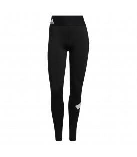 Mallas Adidas TF L 3Bar Tight para mujer en color negro disponible al mejor precio en tu tienda online de moda, accesorios y deportes www.chemasport.es
