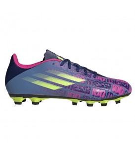 Zapatillas X Speedflow Messi 4 Fxg para hombre en color azul al mejor precio en tu tienda online de moda, accesorios y deportes www.chemasport.es