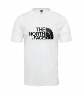 Camiseta The North Face Easy Tee TNF para hombre en color blanco al mejor precio en tu tienda online de moda, accesorios y deportes www.chemasport.es
