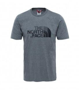 Camiseta The North Face Easy Tee TNF para hombre en color gris al mejor precio en tu tienda online de moda, accesorios y deportes www.chemasport.es