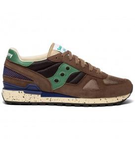 Zapatillas para hombre Saucony Shadow Originals de color marrón al mejor precio en tu tienda online de deporte, accesorios y moda www.chemasport.es