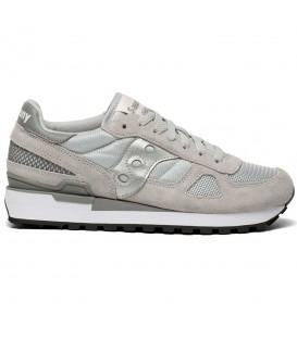 Zapatillas para mujer Saucony Shadow Originals de color gris al mejor precio en tu tienda online de deporte, accesorios y moda www.chemasport.es