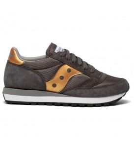 Zapatillas para mujer Saucony Jazz 81 de color gris al mejor precio en tu tienda online de deporte, accesorios y moda www.chemasport.es