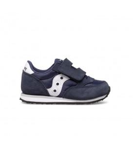 Zapatillas para mujer Saucony Baby Jazz Original de color azul marino al mejor precio en tu tienda online de deporte, accesorios y moda www.chemasport.es