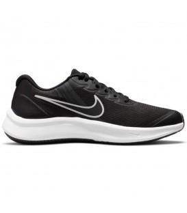 Zapatillas para mujer Nike Star Runner 3 Big en color negro disponible al mejor precio en tu tienda online de moda sportwear www.chemasport.es
