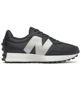 Zapatillas New Balance 327 para mujer en color negro al mejor precio en tu tienda online de deporte, accesorios y moda www.chemasport.es