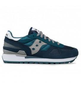 Zapatillas para hombre Saucony Shadow Original de color azul al mejor precio en tu tienda online de deporte, accesorios y moda www.chemasport.es