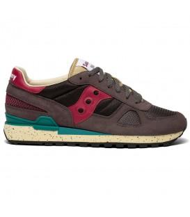 Zapatillas para hombre Saucony Shadow Original de color marrón al mejor precio en tu tienda online de deporte, accesorios y moda www.chemasport.es