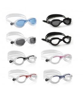 Gafas de piscina Cressi Flash en varios colores disponibles al mejor precio en tu tienda online de natación www.chemasport.es
