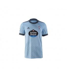 Camiseta Adidas Celta temporada 2021/2022 en color azul celeste para niño disponible en chema sport