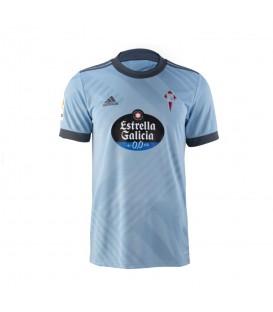 Camiseta Adidas Celta de la primera equipacion de la temporada 2021/2022 en color celeste disponible en chema sport