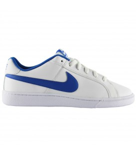 ZAPATILLAS NIKE COURT ROYALE BLANCO Y AZUL