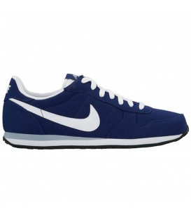 ZAPATILLAS NIKE GENICCO CANVAS AZULES