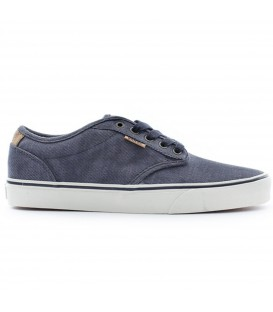 ZAPATILLAS VANS M ATWOOD DELUXE (WASHED TWILL) AZUL