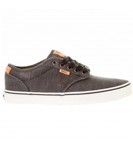 ZAPATILLAS VANS M ATWOOD DELUXE (WASHED TWILL) GRIS OSCURO