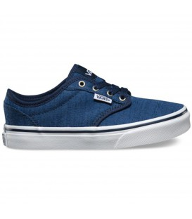 ZAPATILLAS VANS Y ATWOOD (DISTRESS) AZUL