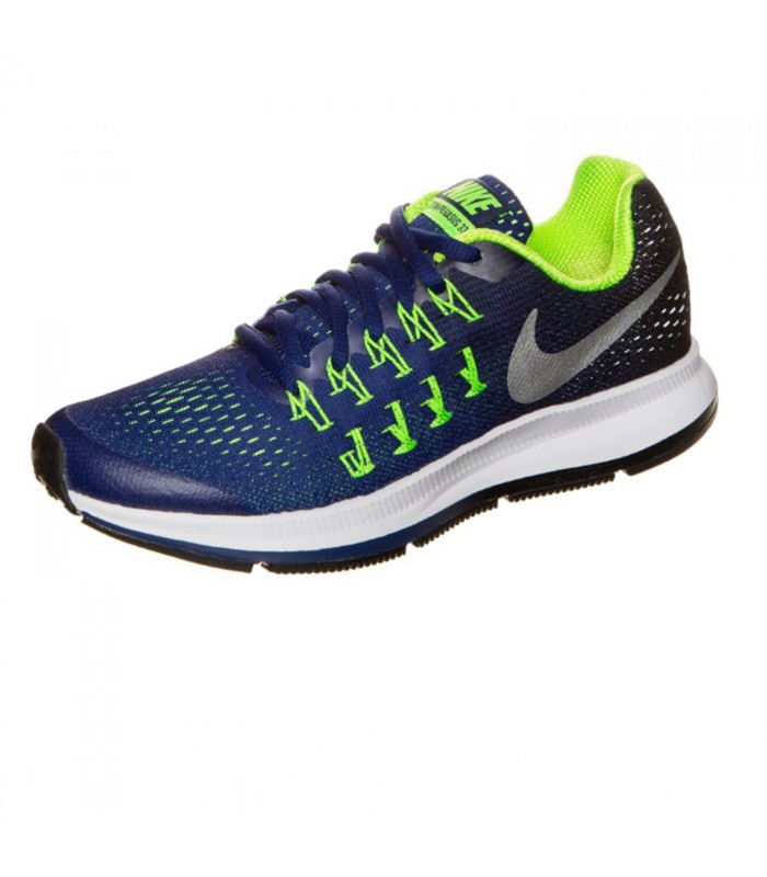 new products 5059c 8b6d5 Zapatillas Nike Zoom Pegasus 33 azul