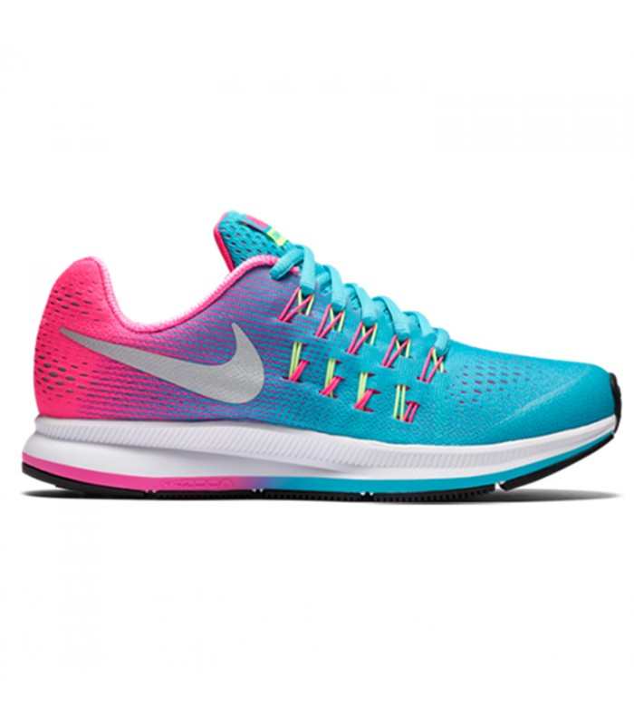 4fbe1df63ad ZAPATILLAS NIKE AIR ZOOM PEGASUS 33 GS. 79,90 €. NIKE. NIKE RUNNING AIR  ZOOM PEGASUS ...