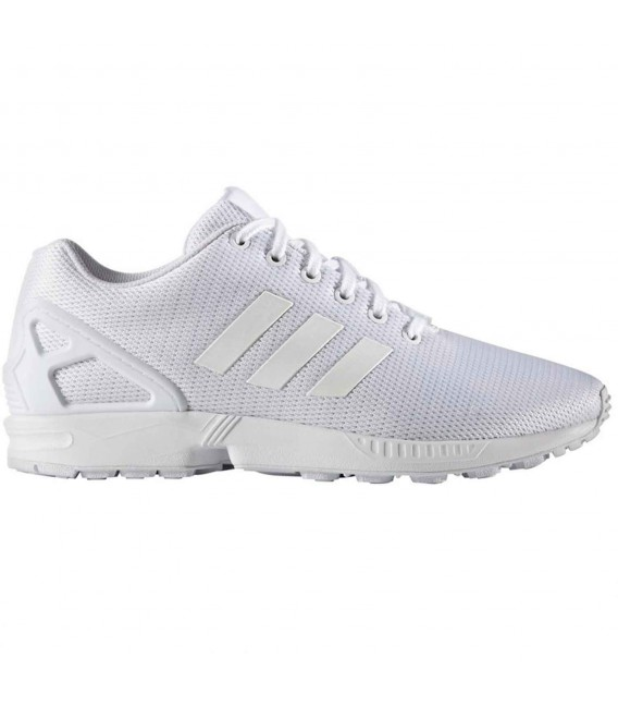 Adidas Flux Hombre Blancas Zapatillas Zx Para 7nxdq8npEw
