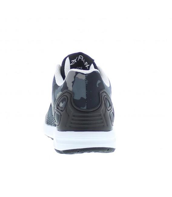 Paquete o empaquetar eternamente Mejorar  Zapatillas Adidas ZX FLux C para niño con animal print