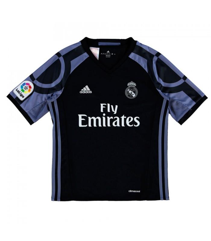 Camiseta Oficial Real Madrid Réplica. Tercera equipación. Temporada ... 31e3caea0fb84